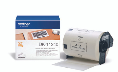 -Brother DK-11240 Barcode Label 102x51mm (Roll of 600)