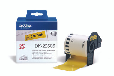 -Brother DK-22606 Continuous-length Film 62mm (15.24m)