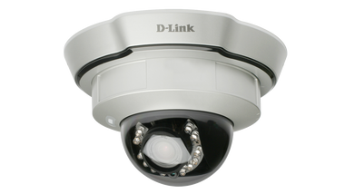 D-Link DCS-6111 WDR PoE Day/Night Fixed Dome Network Camera