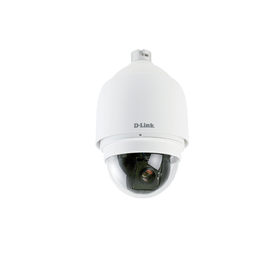 D-Link DCS-6815 Outdoor 18X WDR Day/Night Speed Dome Network Camera