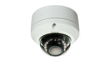 D-Link DCS-6314 Full HD WDR Varifocal Day & Night Outdoor Dome Network Camera
