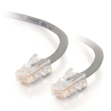 C2G 7m Cat5E 350MHz Non-Booted Assembled Patch Cable - Grey