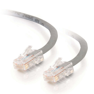 C2G 5m Cat5E 350 MHz Crossover Patch Cable - Grey