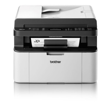 -Brother MFC-1810 A4 Mono Laser Multifunction All-In-One Printer