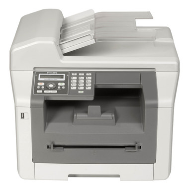 Phillips LaserMFD 6170dw Laserfax with printer, scanner and WLAN