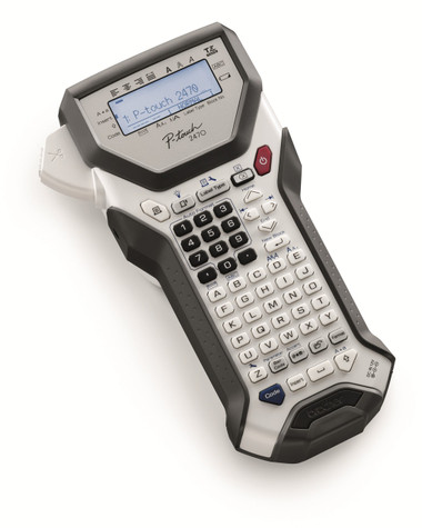 -Brother P-Touch 2470 - Labelmaker - two-colour - thermal transfer