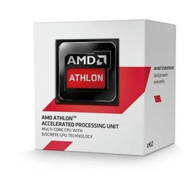 AMD Athlon Quad-Core APU Athlon 5150 with Radeon R3 Series (AD5150JAHMBOX)