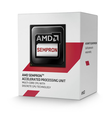 AMD Sempron 2650 1.45GHz Dual Core Processor - Retail (Socket AM1)