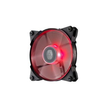 Cooler Master Jet Flo 120mm 600/2000rpm Red LED PWM Fan