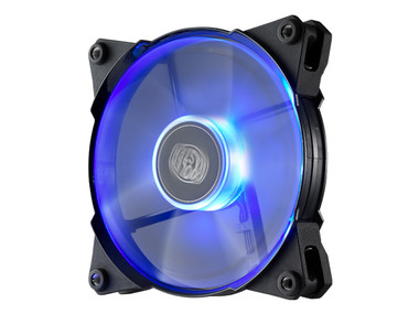 Cooler Master Jet Flo 120mm 600/2000rpm Blue LED PWM Fan