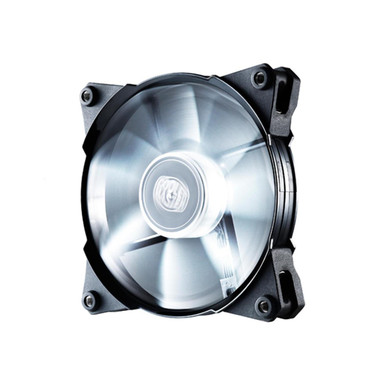 Cooler Master Jet Flo 120mm 600/2000rpm White LED PWM Fan