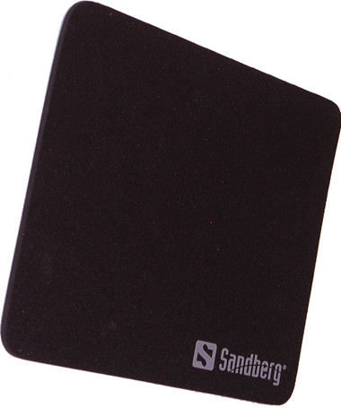 Sandberg Mousepad Black
