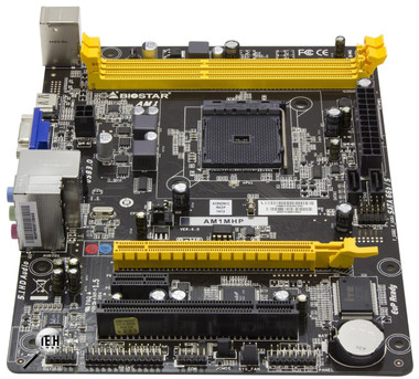 BIOSTAR AM1MHP AM1 Socket, USB 3.0, HDMI Motherboard