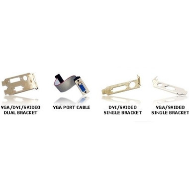 XFX Low Profile Bracket Retail Pack