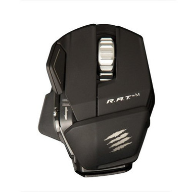 Mad Catz R.A.T.M Bluetooth Gaming Mouse - Matt Black