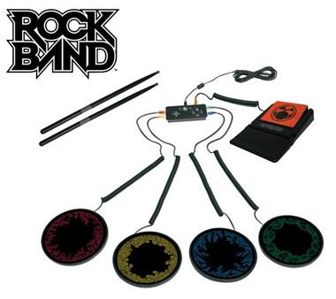 Madcatz Rock Band Portable Drum Kit (Xbox 360)