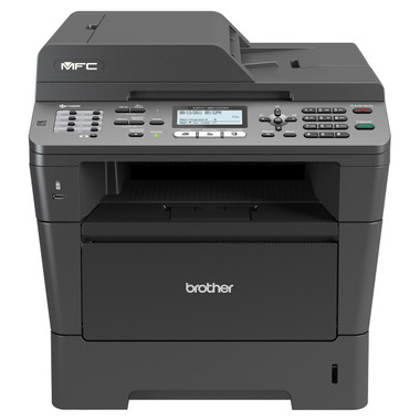 Brother MFC-8510DN A4 Multifunction Mono Networked Duplex Laser Printer (£75 Cashback From Brother unitl end of October)