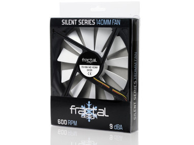 Fractal Design Silent Series 140mm Fan