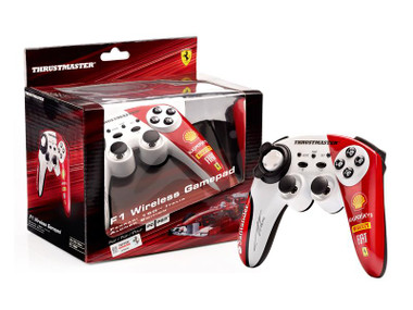 Thrustmaster F1 Ferrari 150 Alonso Edition Wireless Gamepad (PC/PS3)