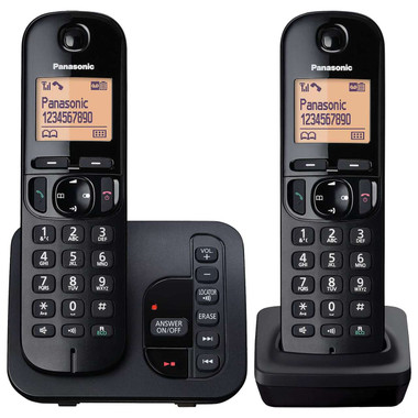 Panasonic KX-TGC222 Digital Cordless Answering System with Nuisance Call Block