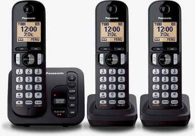 Panasonic KX-TGC223 Digital Cordless Answering System
