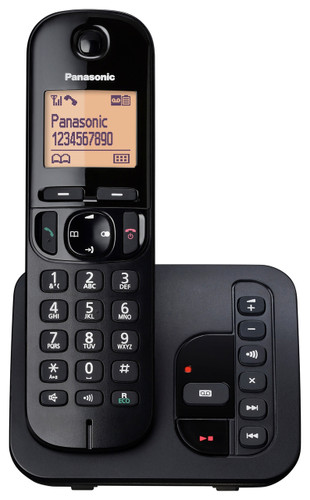 Panasonic KX-TGC220 Single Digital Cordless Answering System