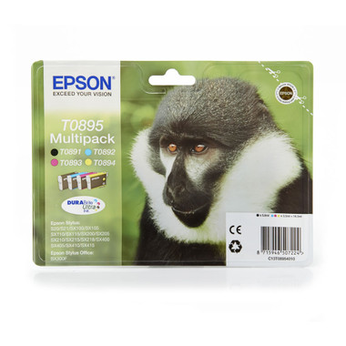 Epson T0895 Multipack Ink