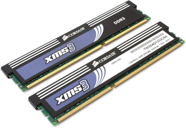Corsair XMS 3 2x2GB Desktop Memory 1600MHz