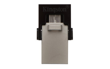 Kingston Technology 16GB USB 3.0 Micro Duo Flash Drive