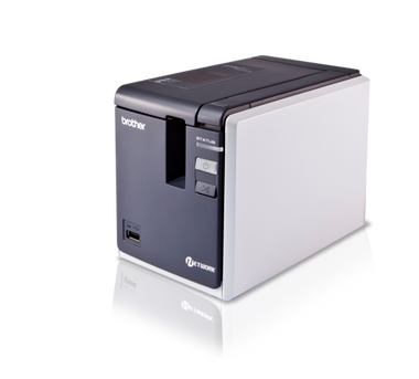 -Brother PT-9800PCN Professional Networked Label Printer