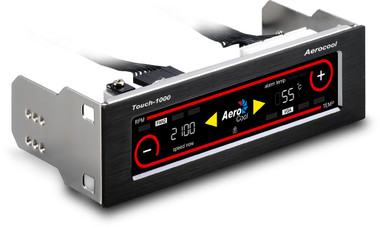 AeroCool Touch-1000 Touch LCD Fan Controller