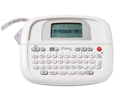 Brother PT-90 Handheld Portable Desktop Label Printer