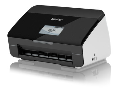 Brother ADS-2600W High-Speed Desktop Scanner + Wireless