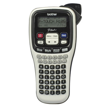 Brother PT-H105 Handheld Label Printer