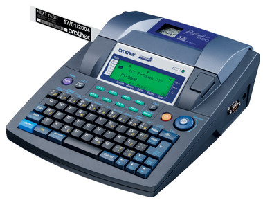 Brother PT-9600 Versatile Professional Industrial Label Printer