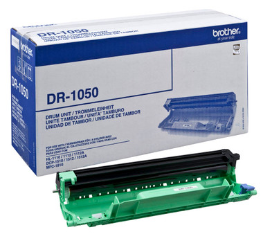 Brother DR-1050 Drum Unit (10K) for Brother DCP-1510 DCP-1512 MFC-1810