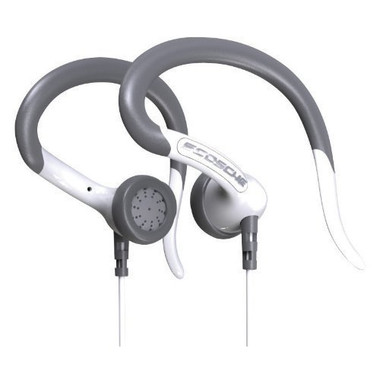 Scosche HPSC60 Sport Clip Earbuds For Mobile Devices