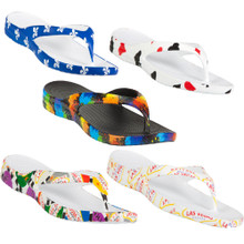 Dawgs Flip Flop Sandals