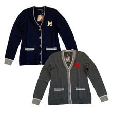 Movetes Cardigan Merino Wool Sweater