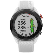 Garmin Approach S62 GPS Golf Watch - White