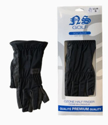 NS Ozone Half Finger Glove