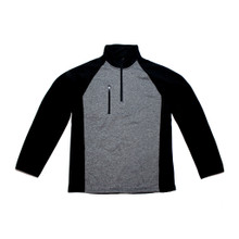 Weather Apparel Company Poly-Flex 1/4 Zip Pullover