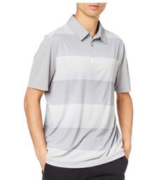 Oakley Dot Stripes Golf Polo