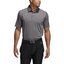 Adidas Golf Men's Ultimate 3-Color Merch Stripe Polo