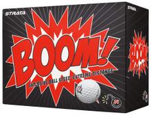 Strata Boom Golf Balls 24-Ball Pack