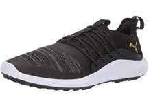 Puma Ignite NXT Solelace Golf Shoes (Black)