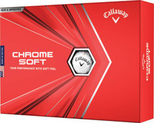Callaway Chrome Soft 2020 Golf Balls