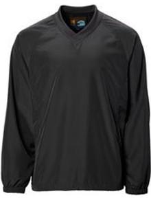Forrester V-neck Lined Windshirt Pullover
