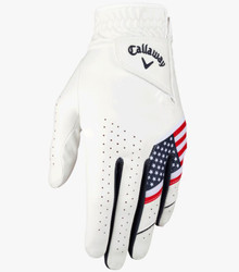 Callaway Weather Spann USA Golf Gloves
