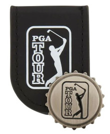 PGA Tour Golf Pocket Clip Ball Marker